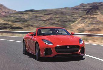 Jaguar : la future F-Type disposera d'un moteur électrique #1