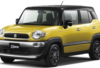 Suzuki Xbee: mini-SUV voor Japan #1