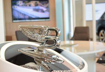 Bentley: nieuwe baas van bij Jaguar? #1