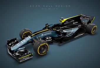 Aston Martin wordt hoofdsponsor van Red Bull F1 #1