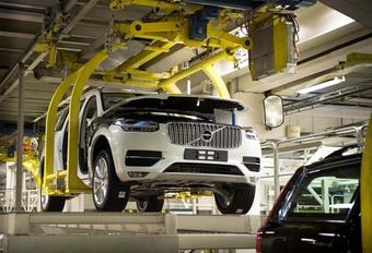 Volvo XC90 : Volvo annonce déjà la troisième génération #1