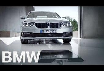 BMW: inductief laden voor 530e iPerformance #1