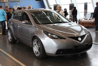 Lotus: binnenkort een SUV #1