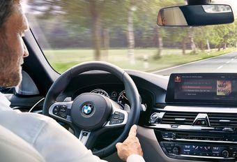BMW integreert Amazon Alexa #1