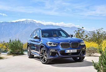 BMW X3 krijgt nieuwe benzinemotoren #1