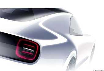 Honda Sports EV Concept zet Tokio onder stroom #1