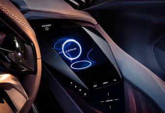 Lexus : migration vers le tout électrique #1