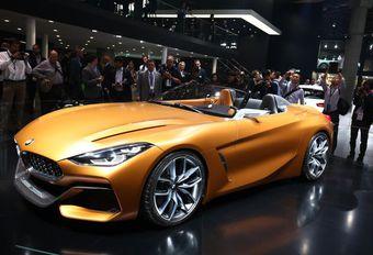 "BMW Z4 is ""uniek en geen kloon"" #1"