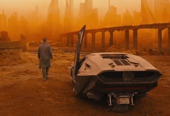 Blade Runner 2049 : K est en Peugeot #1
