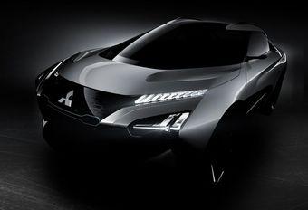 Mitsubishi e-Evolution : à intelligence artificielle #1
