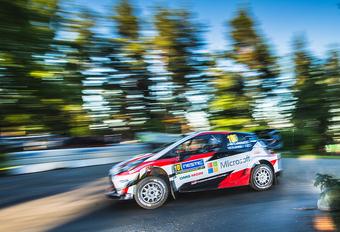 AutoWereld naar WRC Spanje (1): achter de schermen bij Toyota #1