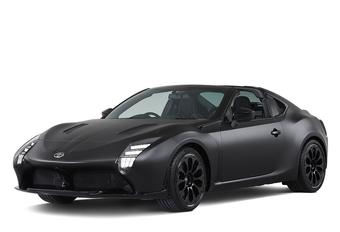 Zeg niet zomaar GT86 tegen deze Toyota GR HV Sports Concept #1
