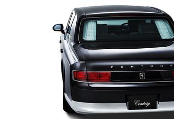 Toyota Century is de Lexus LS die we eigenlijk willen #1