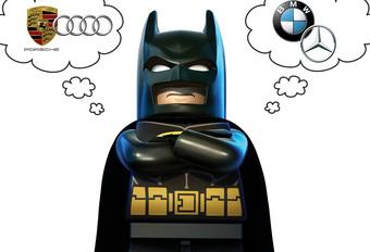 Batman heeft een nieuwe daily #1