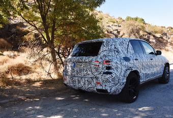 Nieuwe Mercedes GLS klaar voor BMW X7 en Range Rover #1
