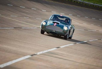 Aston Martin DB4 GT: wedergeboorte van een icoon #1