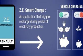 Renault gaat voor smartcharging #1