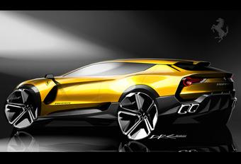 Ferrari : le SUV de plus en plus d'actualité #1