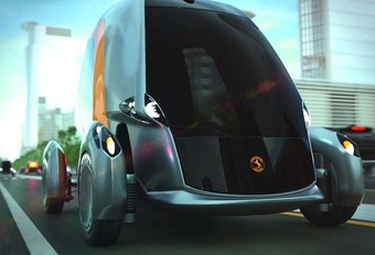 VIDEO – Continental Bee Concept: de mobiliteit van morgen #1