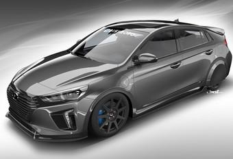 Hyundai Ioniq wordt HyperEconiq #1