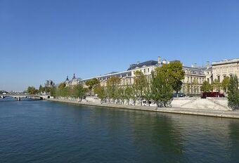Parijs: ondanks sluiting kaaien niet minder vervuiling #1