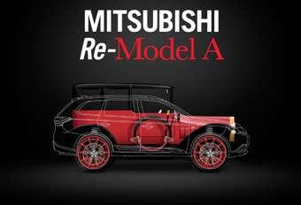 Une Mitsubishi de 1917 à moteur hybride ! #1