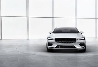 Polestar: eerste model is een coupé #1