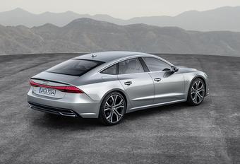Audi A7 Sportback gaat nieuwe A6 vooraf #1