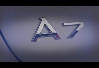 L'Audi A7 en teaser vidéo : lumineuse ! #1