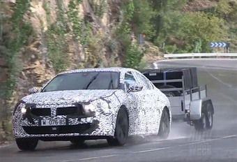VIDEO – Peugeot 508: laatste tests #1