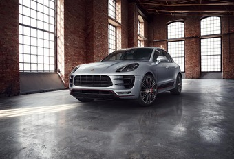 Porsche Macan Turbo Exclusive Performance Edition #1