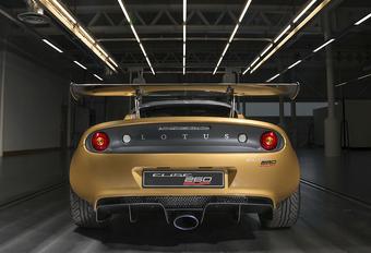 Lotus Elise Cup 260 is lichter én zwaarder #1