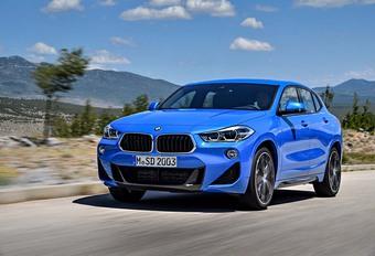 BMW X2 2018 : Plus sportif que le X1 #1