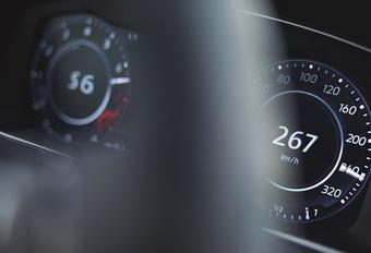 Deze Volkswagen Golf haalt 267 km/u #1