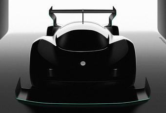 Volkswagen wil Pikes Peak-record van Loeb #1