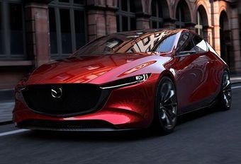 Mazda Kai Concept: toekomstige Mazda 3 in Tokio #1