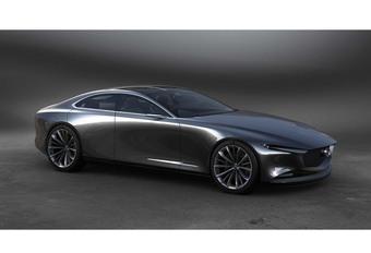 Mazda Coupe Vision: elegant manifest #1