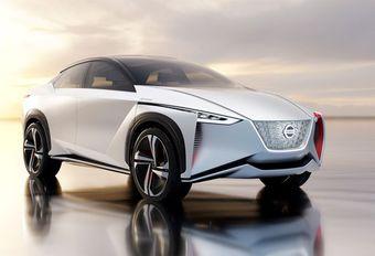 Nissan Concept IMx: elektrische SUV #1