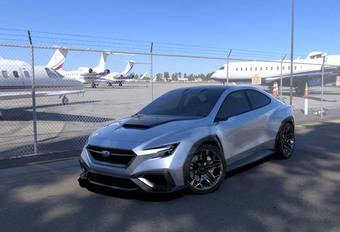 Subaru Viziv Performance: voorbode op WRX STI? #1