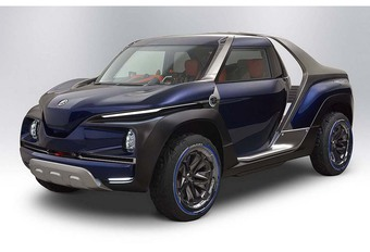 Yamaha Cross-Hub Concept : pick-up de poche ! #1