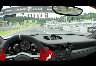 Bestuur een Porsche 911 GT3 RS in Gran Turismo Sport met een VR-bril #1