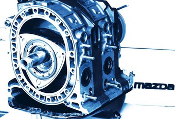 Mazda: Wankelmotor wordt range extender #1
