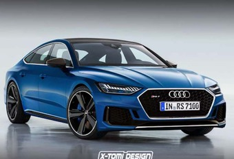Audi RS7 : comme ça ? #1