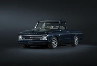 Chevrolet fête ses 100 ans de pick-up #1