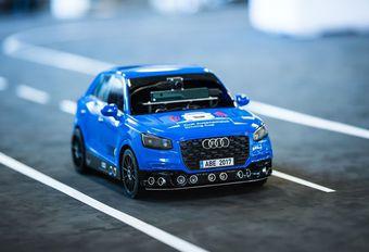 Audi Autonomous Driving Cup 2017 : coupe de conduite autonome #1