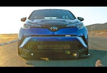 Toyota C-HR R-Tuned : 600 ch #1