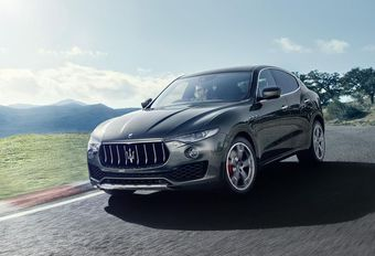 Maserati Levante : nouvel arrêt de la production #1