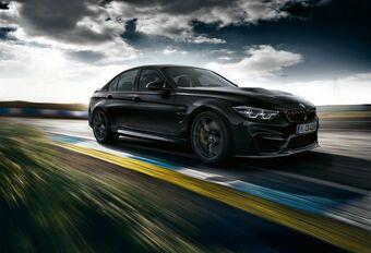 BMW M3 CS : + 10 ch et – 10 kg #1