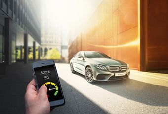 Mercedes : vers un nouveau record de ventes ? #1