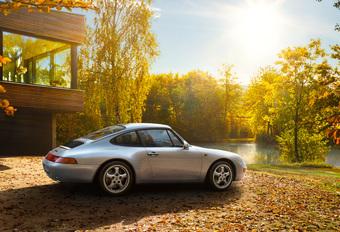 Porsche-antidiefstalsysteem voor oldtimers #1
